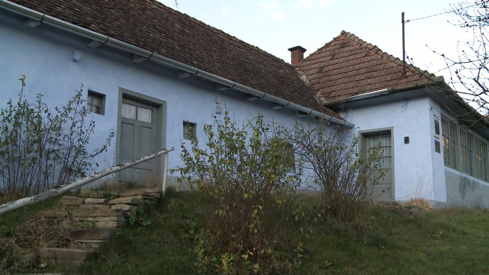 Bözödi György szülőháza