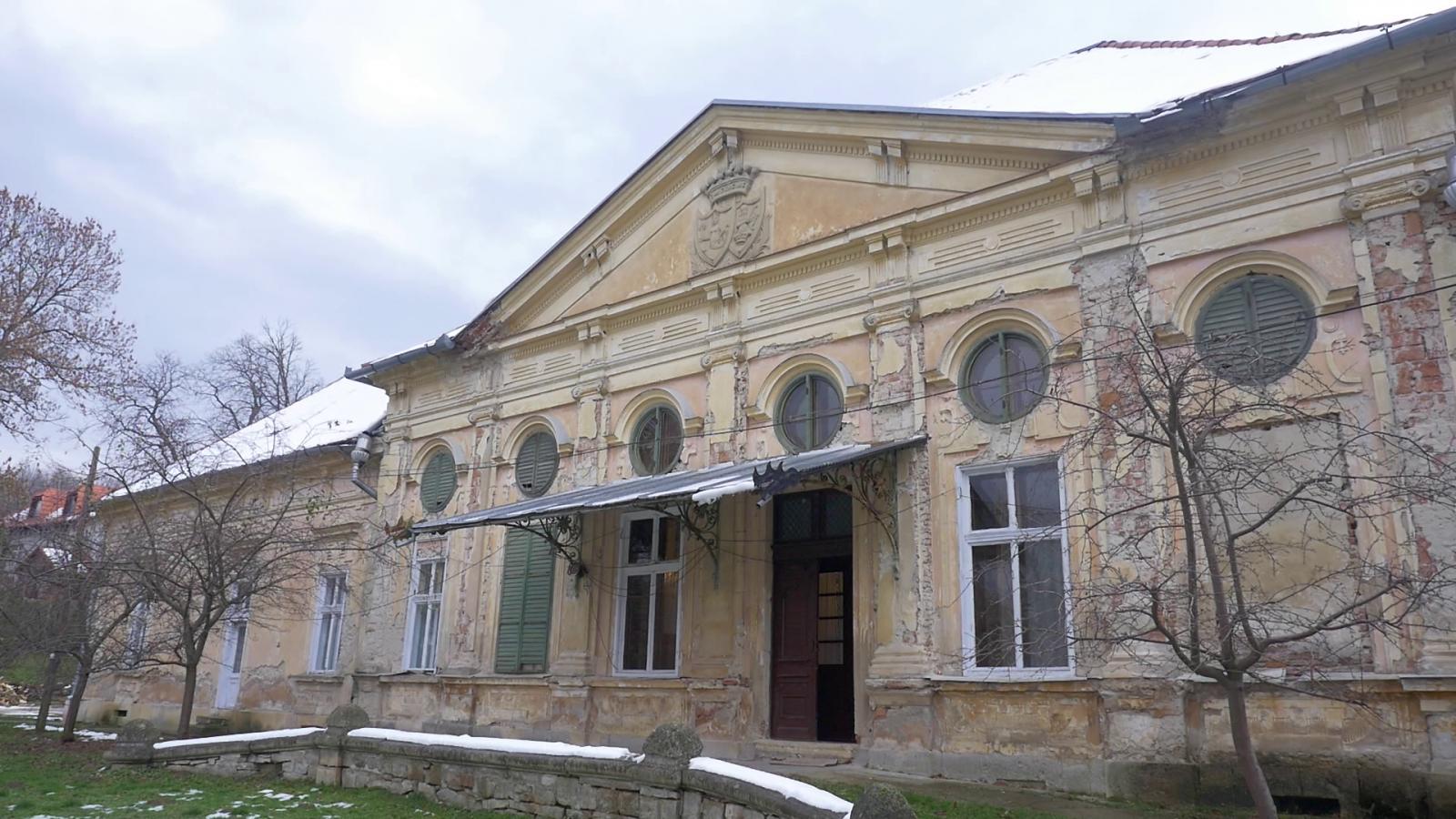 A Degenfeld kastély