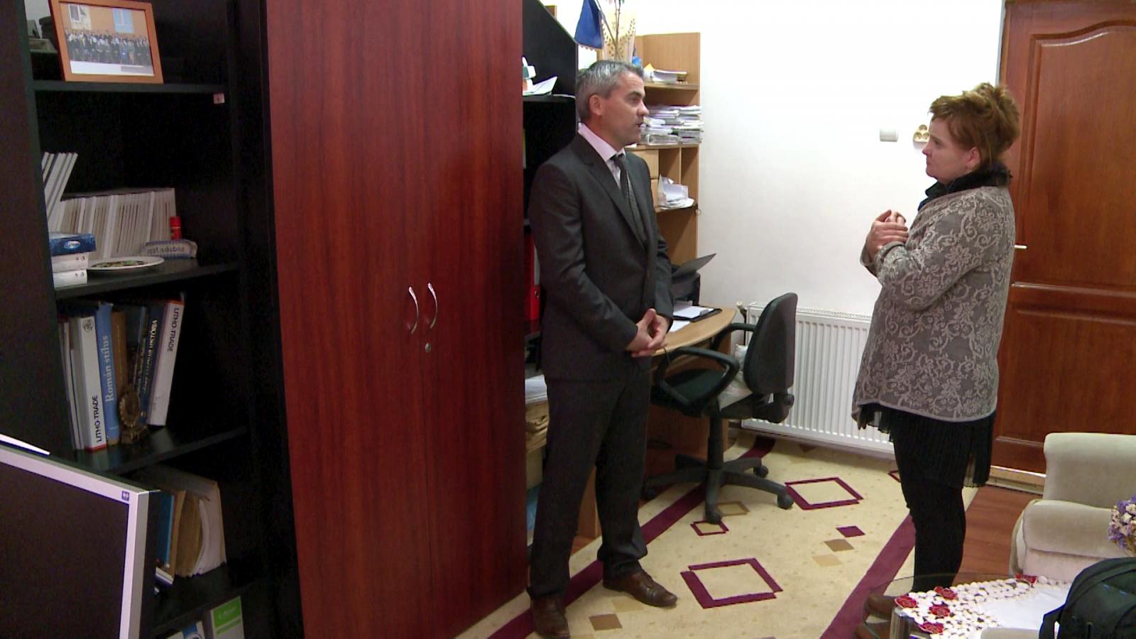 Balogh Ferenc Csongor, a Petri Mór Iskola igazgatója mesél a diákjairól